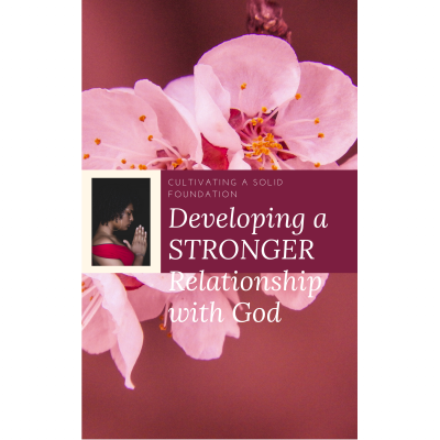 Let's Go Deeper: Relationship with God is Key