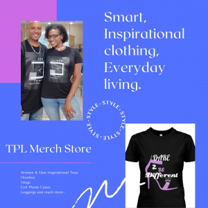 TPL Inspirational Merch Store