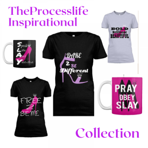 TheProcessLife Inspirational Collection