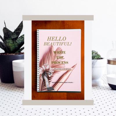 Write the Process SILK Prayer Journal (The Flower)