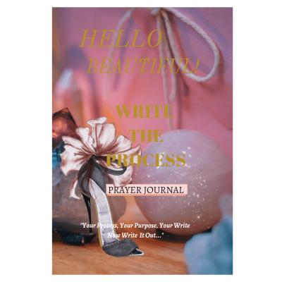 Write The Process Prayer Journal (The Stone)
