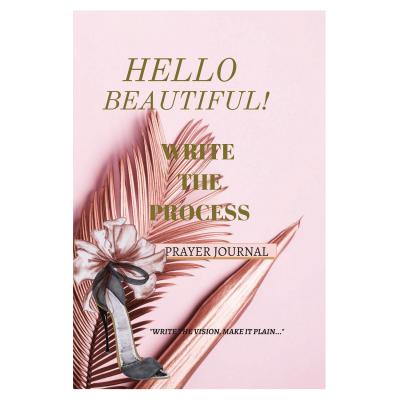 Write the Process Prayer Journal (The Flower)